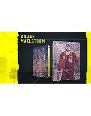 """Cyberpunk 2077 - Steelbook """"MAELSTROM"""" - [enthält kein Spiel]"""