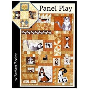 - Cozy Quilt Designs CZQCQD04020 Panel Play Book