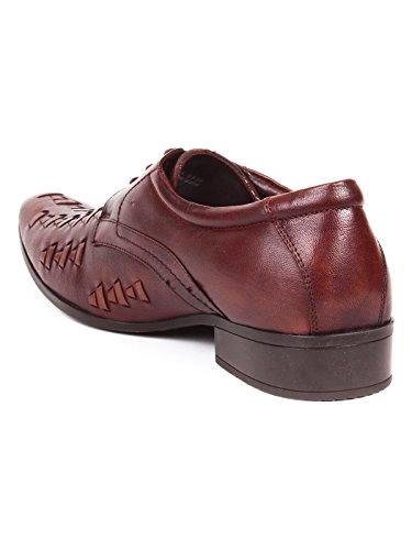 Jacksin Chaussures Marron lacets à homme qzZX1z8w