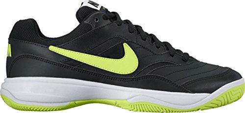 Nike WMNS Nike Court Lite–Black/Volt della White