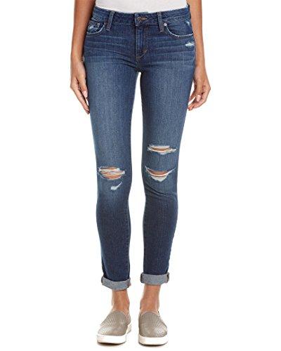 Joe's Jeans Women's Rolled Ankle Skinny Jeans (29, Blue) by Joe's Jeans