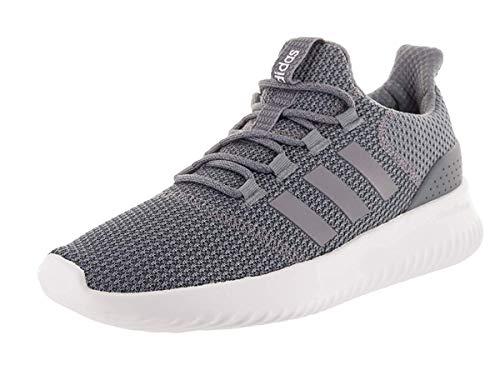 adidas Mens Cloudfoam Ultimate Running Shoe, Adult, Grey/Grey/Onix, 8.5 M US