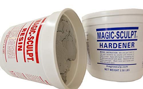 (Magic Sculpt 5 Lb. Epoxy Clay - Natural)