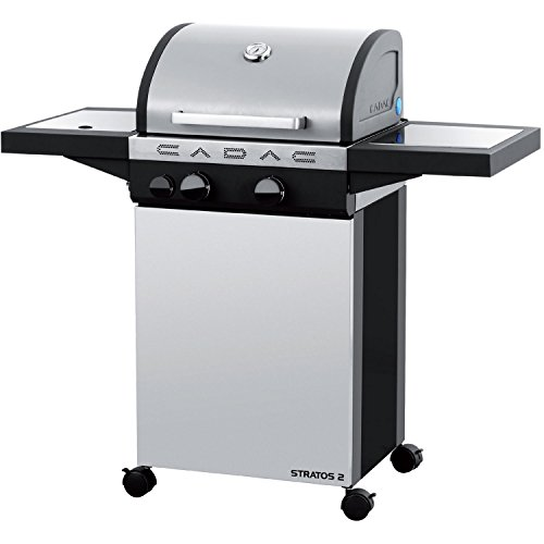 Cadac Stratos 2 Gas Grill Stainless-Steel 98700-23-01