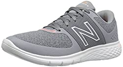 New Balance Women's Wa365v1 Cush + Walking Shoe, Greywhite, 8 B Us