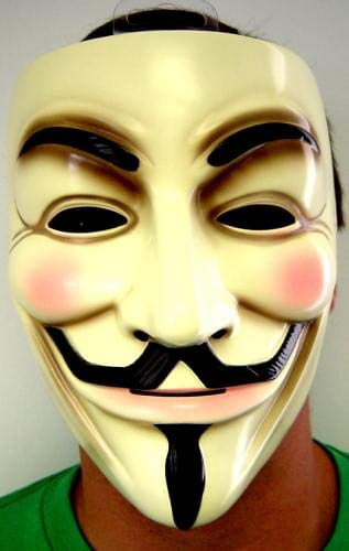 V for Vendetta Mask