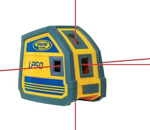 Spectra LP50 Laser Pointer, Five Beam Point Laser with Hard Case