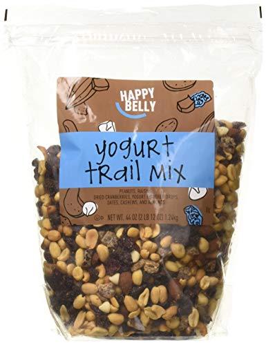 - Amazon Brand - Happy Belly Yogurt Trail Mix, 44 oz