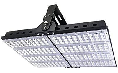 Zesol 240W LED Tunnel Light Outdoor Sports Stadium light Square garden lamp Natural white