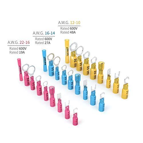 Buy crimp connectors assortment