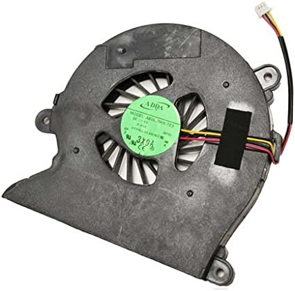 Wendry Laptop Cooling Fan Brand New and GPU Cooling Fan Compatible for MSI GS63VR GS73VR Series