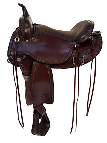 Circle Y® Omaha Flex Lite Trail Saddle