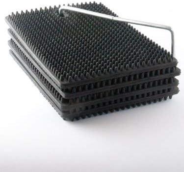 Henry escalera antideslizante nivelador - cuatro we R sports, fabricado con-de goma resistentes con nódulos leisure