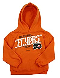 Philadelphia Flyers NHL Little Boys Custom Fleece Hoodie, Orange