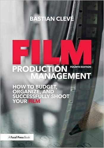 Film Production Management, 4th ed.
