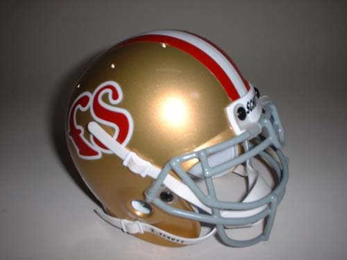 Schutt 1970 Florida State Seminoles Throwback Mini Helmet