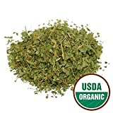 Starwest Botanicals Organic Passion Flower Herb Cut and Sifted Loose Leaf Tea - 4 Ounce Bag