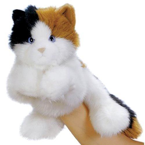 Aurora Plush Body Puppets Esmeralda Calico Cat