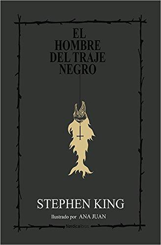 El hombre del traje negro, de Stephen King - Selección de libros de miedo