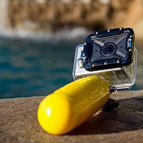 Xiaoyi and Other Action Cameras //3//2 //1 Yellow MEETBM ZIMO,ST-76 Diving Buoyancy Self Arm Self Pole Camera Handle Mount for GoPro New Hero //HERO6 //5//5 Session //4 Session //4//3