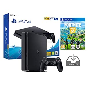Comprar Consola PS4 Slim 1TB + Fortnite: Battle Royale [Preinstalado]