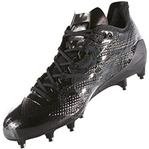 Adidas Adizero 5Star 6.0 Cleat Men's Football 11.5 Core Black-Black