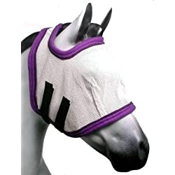 Tough 1 Miniature Fly Mask w/Out Ears Medium