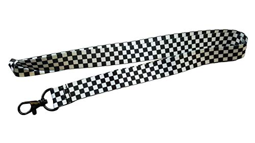 Racing/Checkered Lanyard (1)