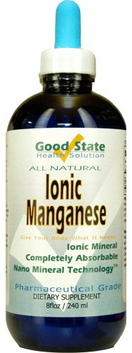 Liquides ioniques minéraux de manganèse (120 Days At 2mg).