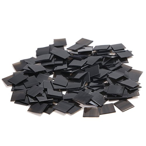 Keratin Hair Glue - Neitsi 100pcs Italian Glue Keratin Bonding Glue Fusion Flat Tip For Hair Extension (Black)