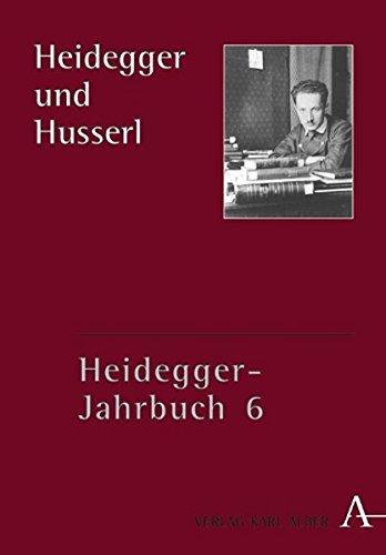 Heidegger-Jahrbuch: Heidegger und Husserl