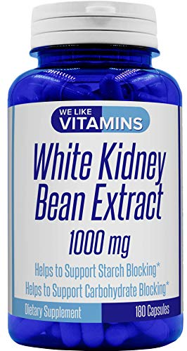 White Kidney Bean 1000mg Carbohydrate product image