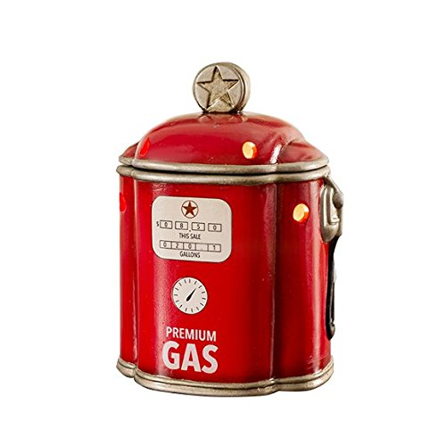 Scentsationals Retro Collection-Retro Vintage Gas Pump - Scented Wax Cube (Pump Burner)