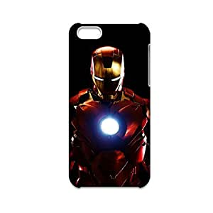 linJUN FENGGeneric Design With Iron Man 2 Unique Back Phone Covers For Kid For 5C Iphone Choose Design 1-6