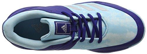 adidas Ligra 5 W, Zapatillas de Voleibol Para Mujer Varios colores (Tinmis / Plamet / Ftwbla)