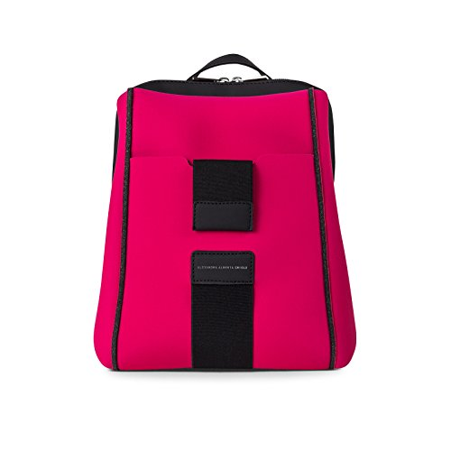 Princi Italy Antipluie léger et Backpack Chiolo Made Alberta Alexandra Très Fuchsia in qxFREUBw