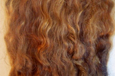 brown mohair locks rooting supplies product image
