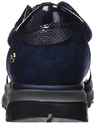 047413 Bleu Marine Baskets Xti Femme AaxwffZq