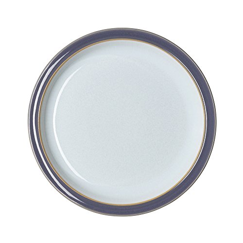 Denby USA Blends Peveril Salad Plate, Blue