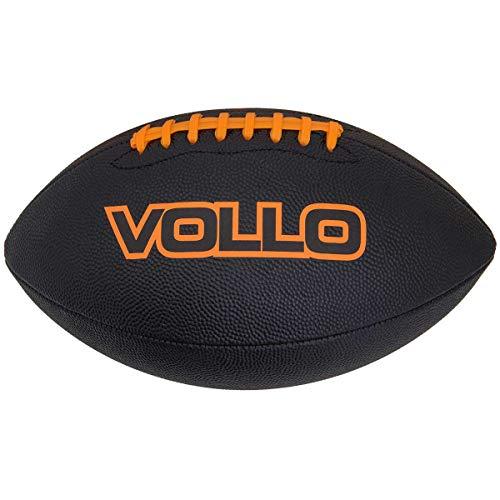 Bola de Futebol Americano, Vollo Sports, Preta