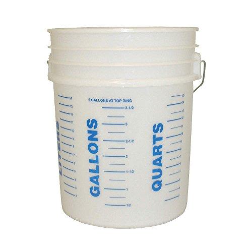 5 gallon bucket mixing - 3