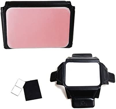 Red VAGG1642 Blue Amber /& Pink Green Yellow Compact LimoStudio Gel Camera Flash Light Diffuser