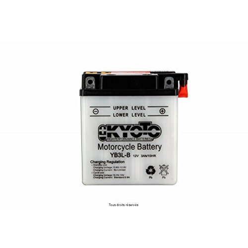 Batterie YB3L-B YAMAHA DT 125 R 1993-2002 Kyoto