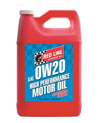 Red Line 11805 0W20 Motor Oil - 1 gallon, 1 Pack