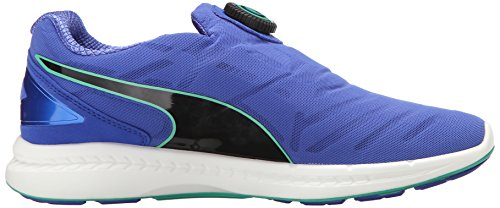 Ignite Shoe Puma Disc Women's Black Blue Dazzling WN's Grey Running qwqTX5r