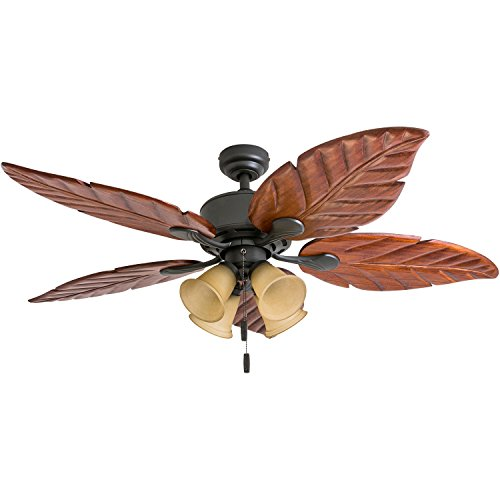 Honeywell Ceiling Fans 50503-01 Royal Palm 52