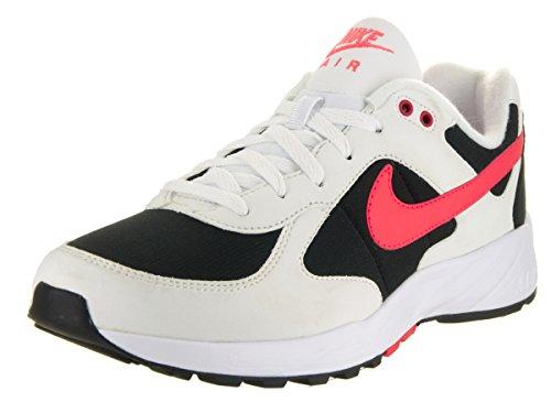NIKE Men's Air Icarus NSW White/Bright Crimson/Black Running Shoe 9 Men US