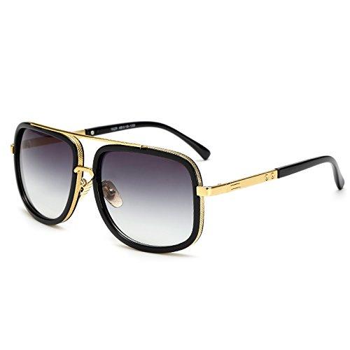 Varón Gafas para C6 de Mujer Hombre C2 Sol de Hombres de Mujer Gafas Sol Square TL JY1828 JY1828 Sunglasses Mujeres Gafas Sol wYHqXZYz