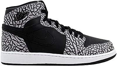 Nike Grade-School Air Jordan I 1 Retro Hi Premium Sneaker