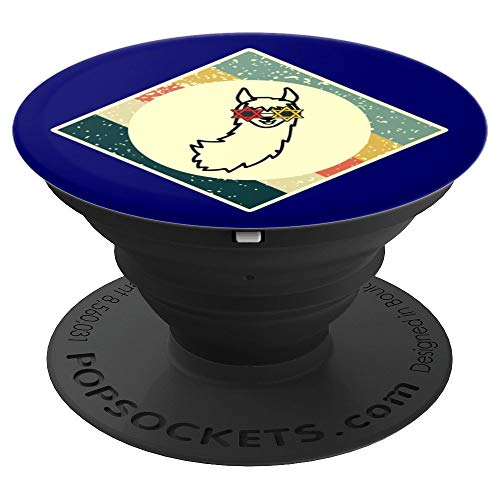 Hanukkah Llama Llamakah Chanukah Accessory - PopSockets Grip and Stand for Phones and -